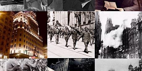 Ruta Especial - La Guerra Civil en Madrid 2a parte entradas