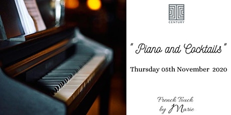 Piano and Cocktails tickets