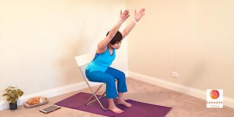 24th Evening (24/9) Home ZOOM Yoga - with Rita Madou, Samagra Yoga tickets