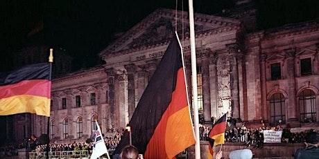 30 Jahre Wiedervereinigung: Celebrating 30 years of German reunification tickets