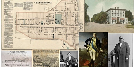 Lost History of Chestertown from Revolution to Reconstruction tickets