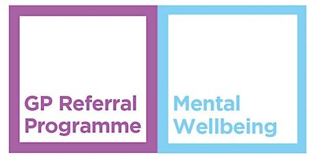 WBC GP  Referral/Mental Wellbeing - Badminton- Loddon Valley - THURSDAY tickets