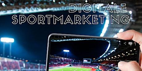 Infosessie Postgraduaat Digitale Sportmarketing - 15 oktober 2020 tickets