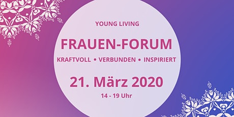 Young Living Frauen-Forum Tickets