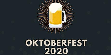 OKTOBERFEST 2020 billets