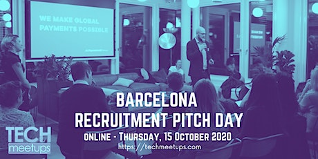 Online Barcelona Recruitment Pitch Day tickets