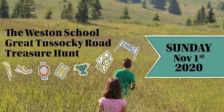 The Weston School Great Tussocky Road Treasure Hunt