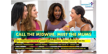 Call the Midwife; Meet the Mums tickets