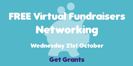 FREE Virtual Fundraisers Networking tickets