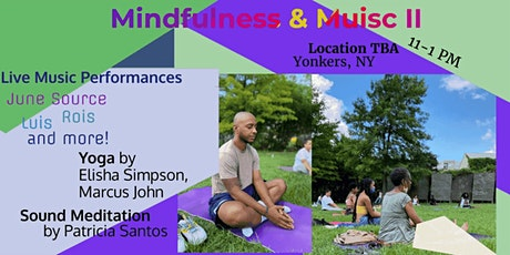 Mindfulness and Music II tickets