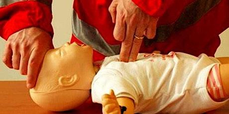 Corso Esecutore Manovre Salvavita Pediatriche - MSP biglietti