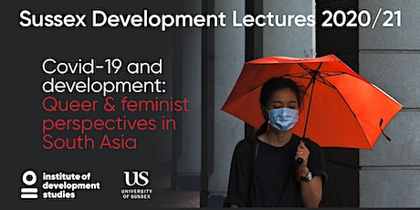 Covid-19 and development: queer and feminist perspectives in South Asia tickets
