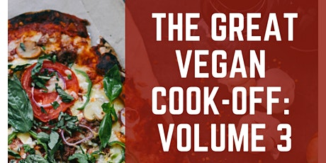 The Great Vegan Cook-Off: Volume Three tickets
