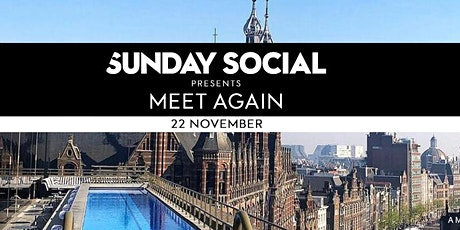 SUNDAY SOCIAL x W Amsterdam tickets