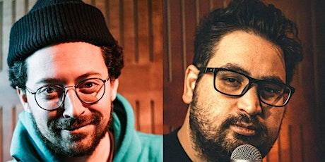Stand up comedy mit Kinan Al und Daniel Wolfson Tickets