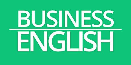Inglés de Negocios - Curso Completo 40h entradas