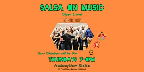 Salsa On Music tickets