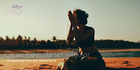 O sentido de ser singular -  workshop online ingressos