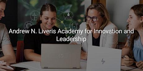 Liveris Academy Distinguished Speaker screenings - Mr Andrew N. Liveris AO tickets