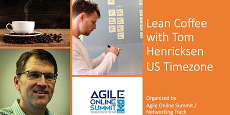 Lean Coffee - Networking w/ Agile Practitioners - US timezone tickets