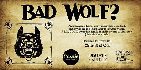 Bad Wolf? tickets