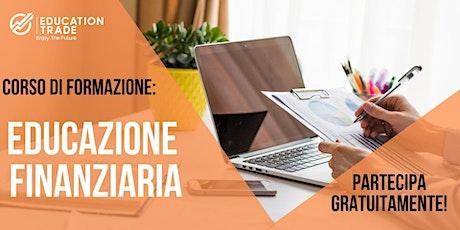 Webinar sull'Educazione Finanziaria On-line biglietti