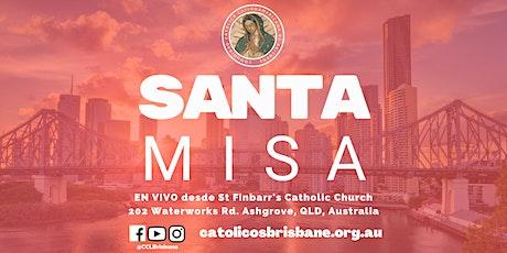 Misa Dominical (4 Octubre 2020) tickets