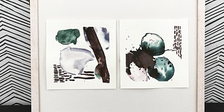 "Arthouse | Do, 15.10. | 19 bis 20:30 Uhr I Thema: ""Aquarell & Tusche"" Tickets"