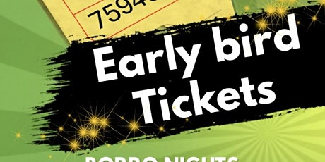 SOLD OUT! EARLY BIRD TICKETS BORRO NIGHTS TE ALLURE BREDA tickets