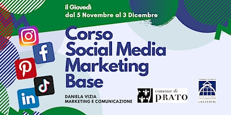Corso di Social Media Marketing Base biglietti