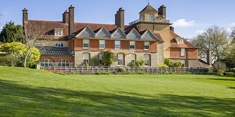 Timed entry to Standen House and Garden (28 Sept - 4 Oct) tickets
