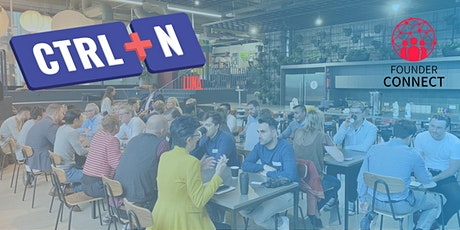 CTRL+N by LUNA x Startup Victoria present: Founder Connect tickets