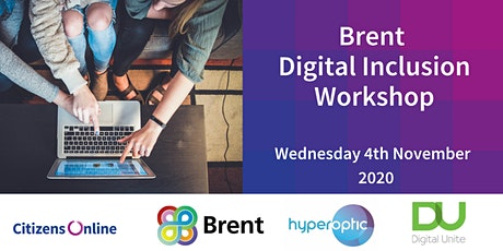 Brent Digital Inclusion Interactive Workshop tickets