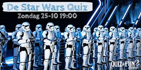De Star Wars Quiz vol.1| Amsterdam tickets