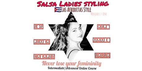 "Salsa Ladies Styling ""Las Afroditas"" tickets"
