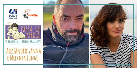 CODICE RODARI con Melania Longo e Alessandro Sanna biglietti