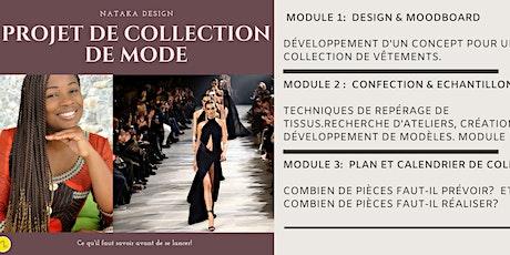 Créer une vraie Collection de Mode billets
