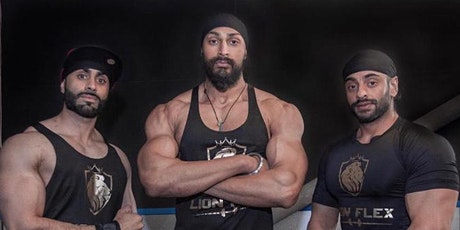 SIKH MUSCLE SHOOT tickets
