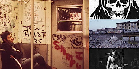 Fear City: New York City in the 1970s & 1980s Interative Webinar tickets