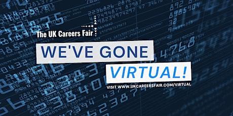 Manchester Virtual Careers Fair tickets