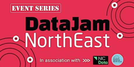 Datajam Event Series | #4 Inclusivity tickets