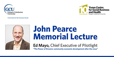 John Pearce Memorial Lecture tickets