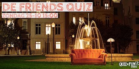 De Friends Quiz vol.1| Amsterdam tickets