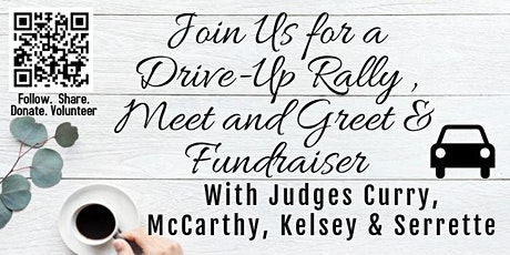 Prince George's Sitting Judges Drive Up Rally, Meet & Greet & Fundraiser tickets