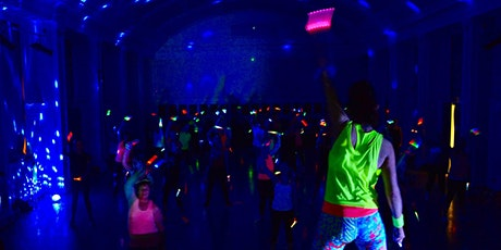 Glow Dance Fitness Class Tuesday's 6:30pm-7:30pm St Edmund Campion School