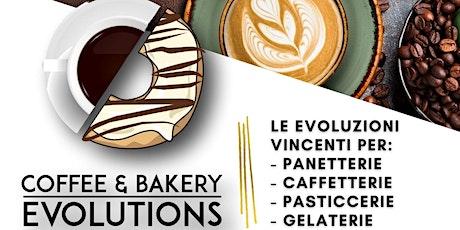 V-OSM COFFEE & BAKERY EVOLUTIONS biglietti