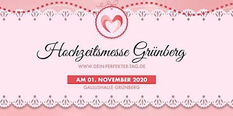 Hochzeitsmesse Grünberg tickets