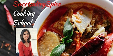 Raisa's Curry in a Hurry tickets