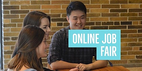 Online Job Fair: Connect with the Fastest Growing Companies tickets