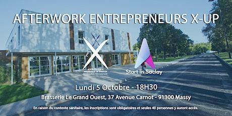 Afterwork Entrepreneurs X-Up billets